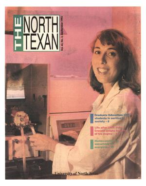 The North Texan, Volume 43, Number 3, September 1993
