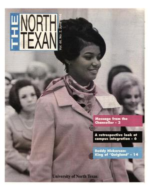 Primary view of object titled 'The North Texan, Volume 44, Number 2, June 1994'.