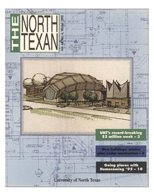 Primary view of object titled 'The North Texan, Volume 45, Number 4, Winter 1995'.