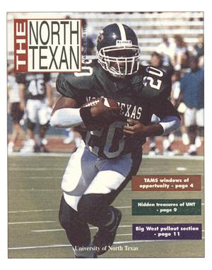 Primary view of object titled 'The North Texan, Volume 46, Number 3, Fall 1996'.