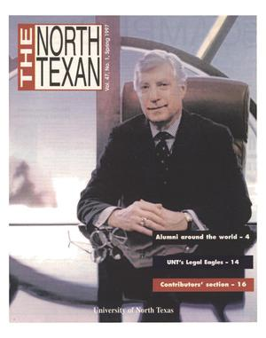 Primary view of object titled 'The North Texan, Volume 47, Number 1, Spring 1997'.