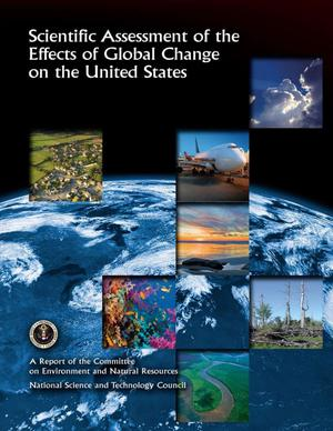 Primary view of object titled 'Scientific Assessment of the Effects of Global Change on the United States'.