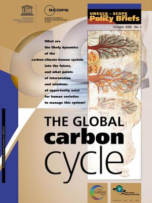 Primary view of object titled 'The Global Carbon Cycle'.