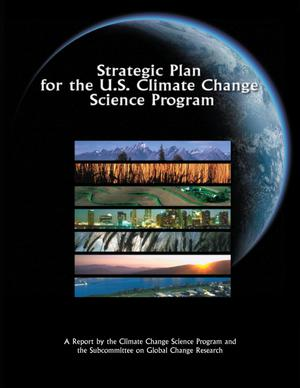 Primary view of object titled 'Strategic Plan for the U.S. Climate Change Science Program'.