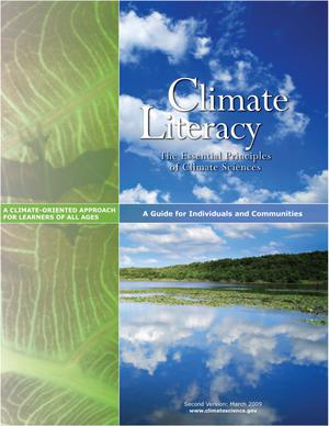 Climate Literacy: The Essential Principles of Climate Science
