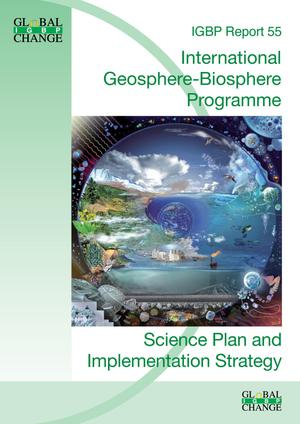 Science Plan and Implementation Strategy