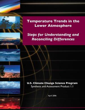 Primary view of object titled 'Temperature Trends in the Lower Atmosphere: Steps for Understanding and Reconciling Differences'.