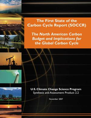 Primary view of object titled 'The North American Carbon Budget and Implications for the Global Carbon Cycle'.