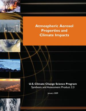 Primary view of object titled 'Atmospheric Aerosol Properties and Climate Impacts'.