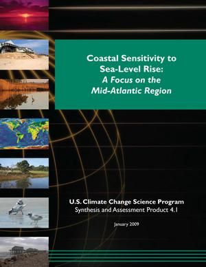 Primary view of object titled 'Coastal Sensitivity to Sea-Level Rise: A Focus on the Mid-Atlantic Region'.