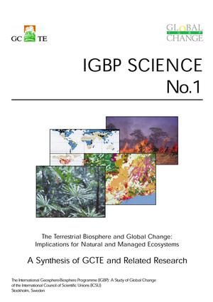 The Terrestrial Biosphere and Global Change: Implications for Natural and Managed Ecosystems