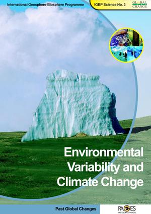 Primary view of object titled 'Environmental Variability and Climate Change'.