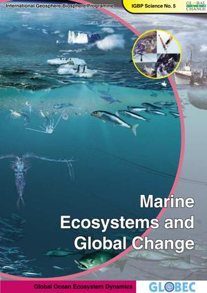 Primary view of object titled 'Marine Ecosystems and Global Change'.