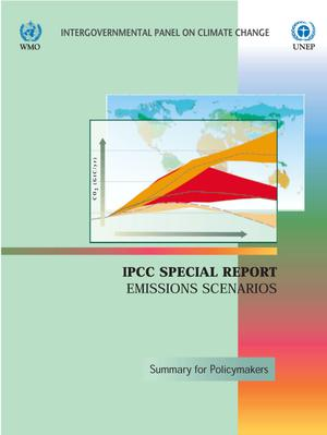 Primary view of object titled 'Emissions Scenarios'.