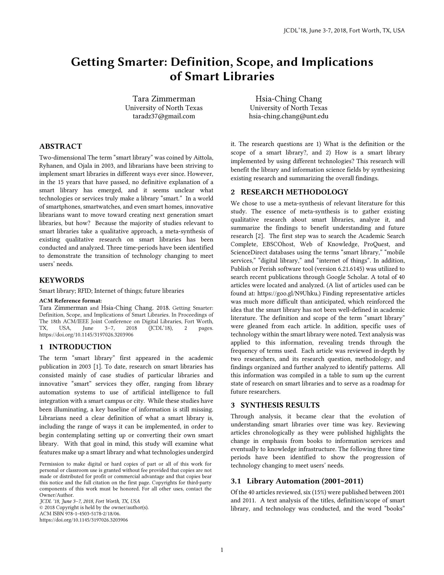implications and recommendations in research definition