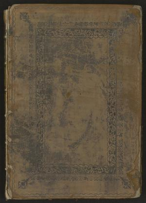 Primary view of The Booke of Common Prayer