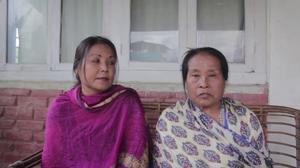 The Jalakeli Project: Women's Oral Histories: Interview with Memthoi and Jyotika Ningthemcha