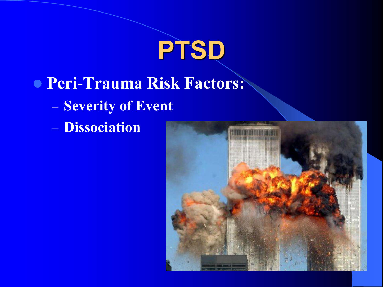 Posttraumatic Stress Disorder (PTSD): What is it and what causes it?                                                                                                      [Sequence #]: 12 of 17