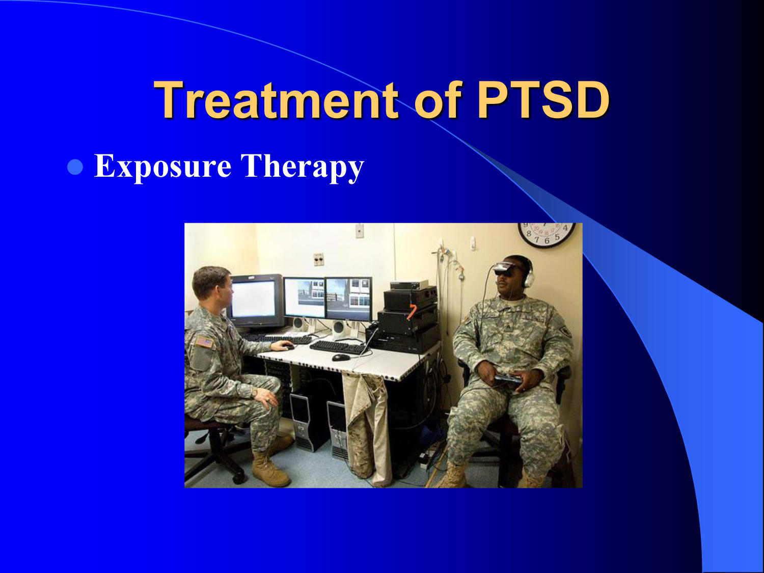 Posttraumatic Stress Disorder (PTSD): What is it and what causes it?                                                                                                      [Sequence #]: 15 of 17