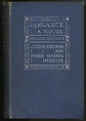 Primary view of Romance: A Novel