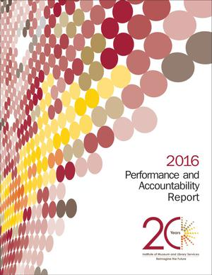 2016 Performance and Accountability Report