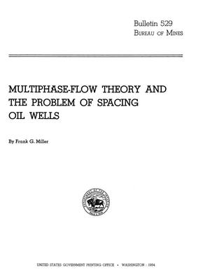 Primary view of object titled 'Multiphase-Flow Theory and the Problem of Spacing Oil Wells'.