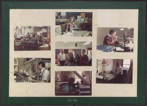 [Library Preservation Staff 1981-1982]