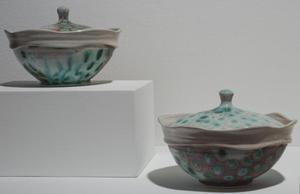 Primary view of object titled 'Small Casseroles'.