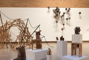Graduate Students' Sculpture Exhibition