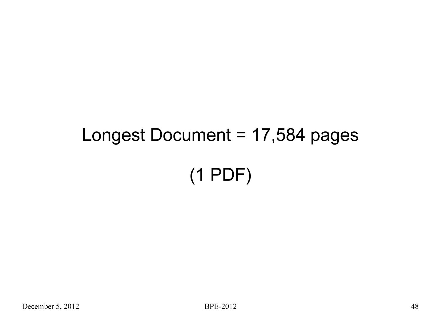 End of Term 2008 Presidential Web Archive: PDF Content Analysis                                                                                                      [Sequence #]: 48 of 104