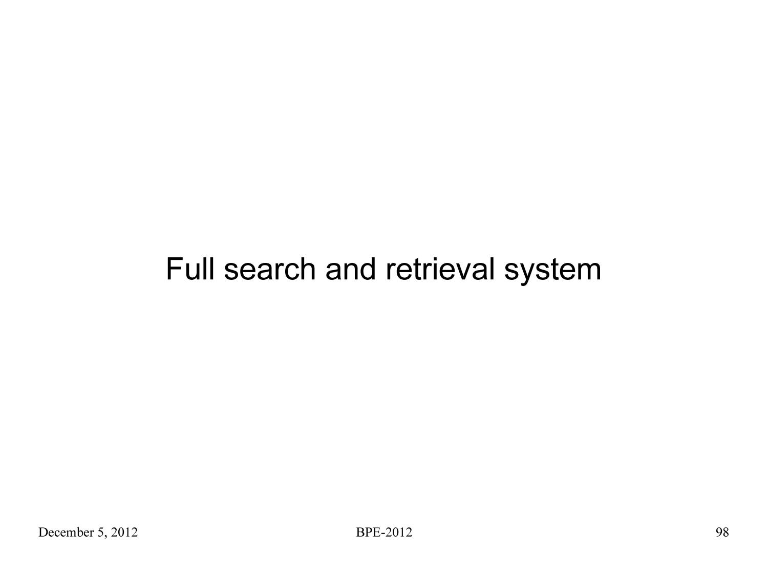 End of Term 2008 Presidential Web Archive: PDF Content Analysis                                                                                                      [Sequence #]: 98 of 104