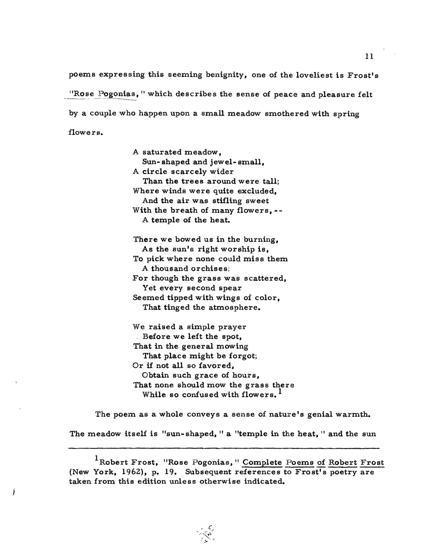 robert frost man and nature Free term papers & essays - frosts connection between nature and man, poetry.