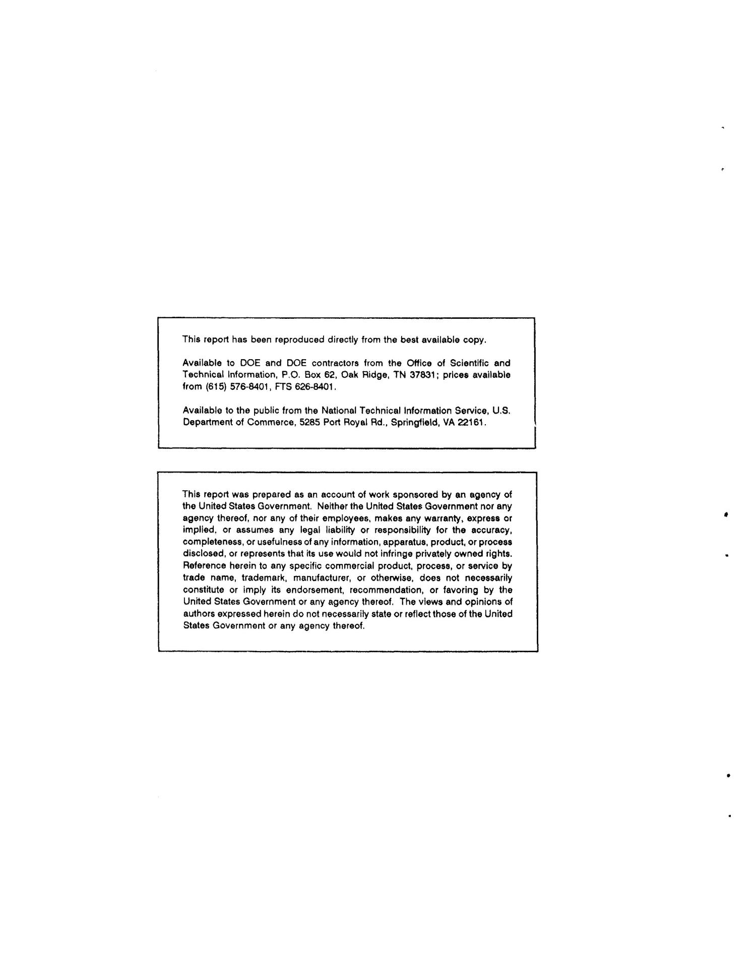 Nuclear medicine program progress report for quarter ending March 31, 1994                                                                                                      [Sequence #]: 4 of 19
