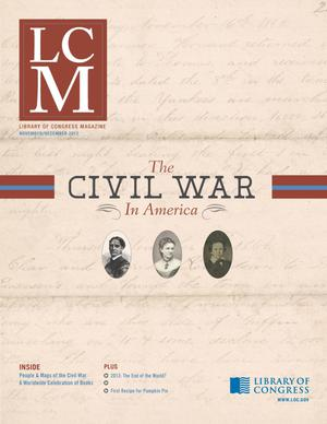 Library of Congress Magazine (LCM), Vol. 1 No. 2: November-December 2012