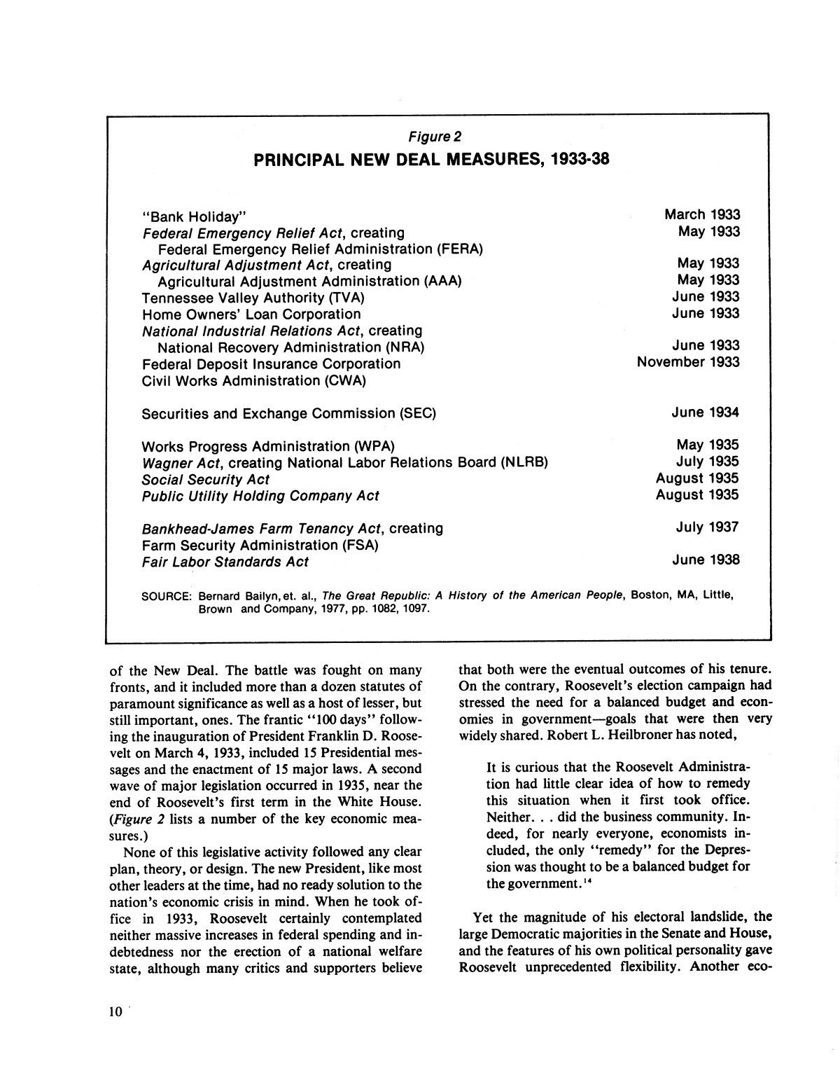 the use of the securities and exchange commission the agricultural adjustment act and the social sec The new deal: measures for relief, recovery, and reform  agricultural adjustment act  securities and exchange commission [sec]:.