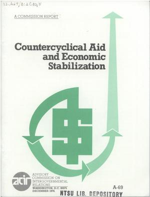 Primary view of object titled 'Countercyclical aid and economic stabilization'.