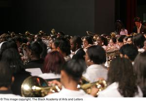 Primary view of object titled '[Christmas/Kwanzaa Concert Photograph UNTA_AR0797-147-045-0080]'.