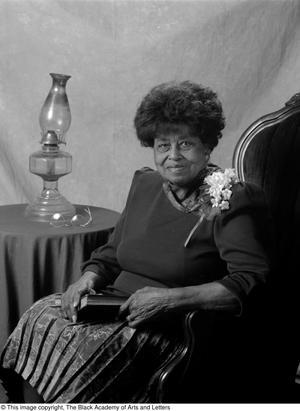 [Dallas/Fort Worth Black Living Legends Photograph UNTA_AR0797-149-01-085]