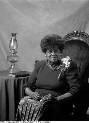 [Dallas/Fort Worth Black Living Legends Photograph UNTA_AR0797-149-01-088]