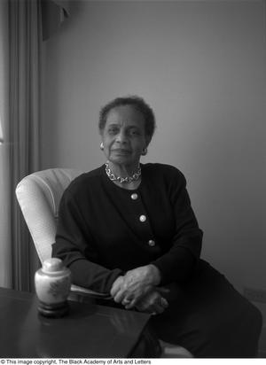 [Dallas/Fort Worth Black Living Legends Photograph UNTA_AR0797-149-01-113]