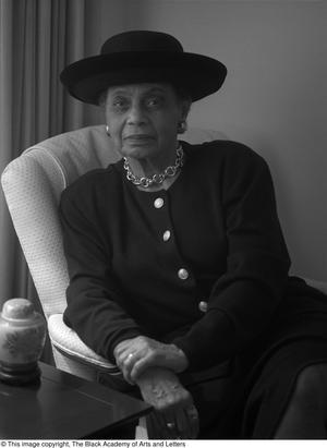 [Dallas/Fort Worth Black Living Legends Photograph UNTA_AR0797-149-01-106]