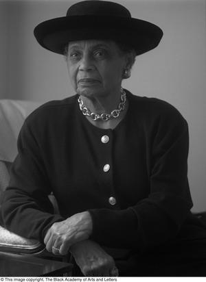 [Dallas/Fort Worth Black Living Legends Photograph UNTA_AR0797-149-01-108]