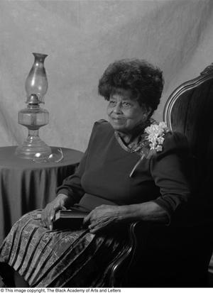 [Dallas/Fort Worth Black Living Legends Photograph UNTA_AR0797-149-01-084]