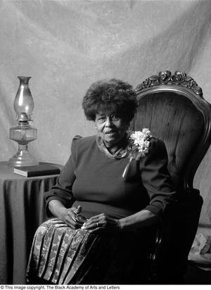 [Dallas/Fort Worth Black Living Legends Photograph UNTA_AR0797-149-01-089]