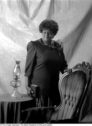 [Dallas/Fort Worth Black Living Legends Photograph UNTA_AR0797-149-01-081]