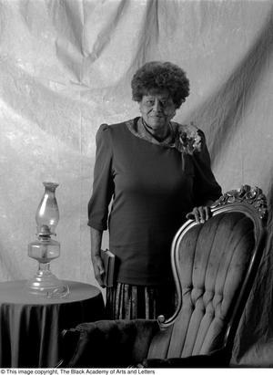 [Dallas/Fort Worth Black Living Legends Photograph UNTA_AR0797-149-01-083]