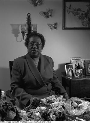 [Dallas/Fort Worth Black Living Legends Photograph UNTA_AR0797-149-01-101]