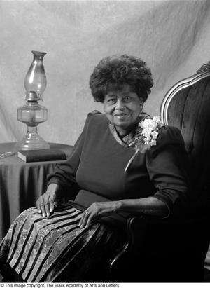 [Dallas/Fort Worth Black Living Legends Photograph UNTA_AR0797-149-01-086]
