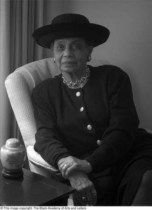 [Dallas/Fort Worth Black Living Legends Photograph UNTA_AR0797-149-01-105]