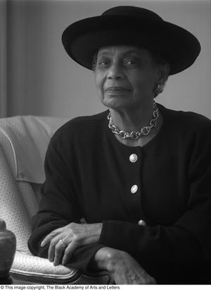 [Dallas/Fort Worth Black Living Legends Photograph UNTA_AR0797-149-01-109]